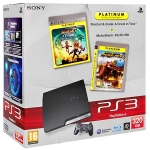 "PlayStation 3 Slim (320 Гб) + ""MotorStorm: Pacific Rift"" + ""Ratchet & Clank: A Crack In Time"""
