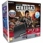 "PlayStation 3 Slim (320 Гб) + ""SOCOM: Спецназ"""