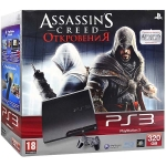 "PlayStation 3 Slim (320 Гб) + ""Assassin's Creed: Откровения"""