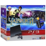 "PlayStation 3 Slim (320 Гб) + ""Чародей"" + Контроллер движений PlayStation Move + Навигационный контроллер PlayStation Move + Камера PlayStation Eye"