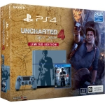 PlayStation 4 (1 Tб) Uncharted 4 - Special Edition
