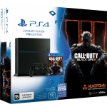 PlayStation 4 (1 Tб) + Call of Duty: Black Ops 3