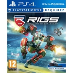 RIGS: Mechanized Combat League (PS4) - для VR - русская версия