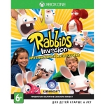Rabbids Invasion (Xbox One) - для Kinect - русская версия