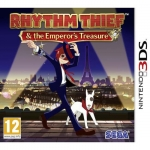 Rhythm Thief & the Emperor's Treasure (3DS)