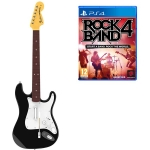 Rock Band 4 - Fender Stratocaster Software Bundle (PS4)