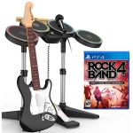 Rock Band 4 - Band-In-A-Box Software Bundle (PS4)