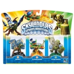 Набор фигурок Skylanders: Drobot + Stump Smash + Flameslinger