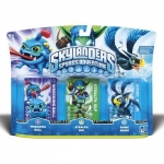 Набор фигурок Skylanders: Wrecking Ball + Stealth Elf + Sonic Boom