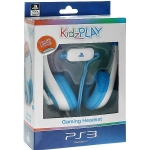 Гарнитура KidzPLAY Stereo (PS3) - голубая