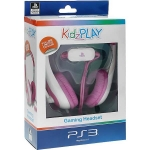Гарнитура KidzPLAY Stereo (PS3) - розовая