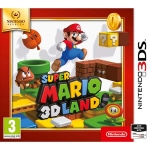 Super Mario 3D Land - Nintendo Selects (3DS) - русская версия