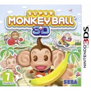 Super Monkey Ball 3D (3DS) | Продажа и доставка видеоигр Nintendo