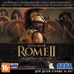 Total War: ROME II - Spartan Edition (PC) - русская версия