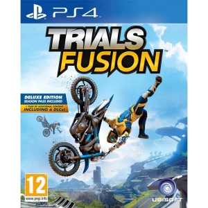 Купить Trials Fusion - Deluxe Edition (PS4) | Продажа и доставка видеоигр PlayStation 4