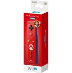 Контроллер Wii Remote Plus Mario Edition (Wii U) - красный