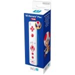 Контроллер Wii Remote Plus Toad Edition (Wii U)