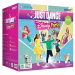Xbox 360 (4Гб) + сенсор Kinect + Kinect Adventures + Disneyland Adventures + Just Dance: Disney Party