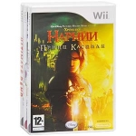 The Chronicles of Narnia: Prince Caspian (Wii) + Spectrobes Origins (Wii) + Ultimate Band (Wii)