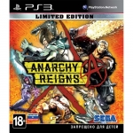 Anarchy Reigns - Limited Edition (PS3)