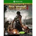Dead Rising 3 - Apocalypse Edition (Xbox One) - русская версия