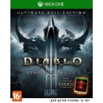 Diablo III: Reaper of Souls. Ultimate Evil Edition (Xbox One) - русская версия