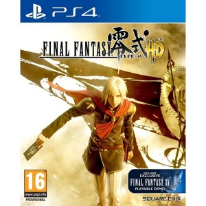 Final Fantasy Type-0 HD (PS4) | Продажа и доставка видеоигр PlayStation 4