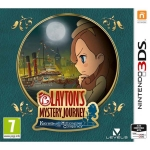 Layton Mystery Journey: Katrielle and the Millionaires' Conspiracy (3DS)