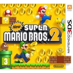 New Super Mario Bros. 2 (3DS) - русская версия