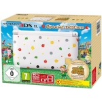 Nintendo 3DS XL (белая) + Animal Crossing New Leaf