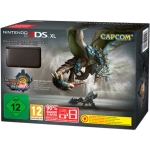Nintendo 3DS XL (чёрная) + Monster Hunter 3 Ultimate - Limited Edition
