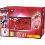 Nintendo 3DS XL Pokemon Y (красная) - Limited Edition