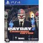 Payday 2 - Crimewave Edition (PS4)