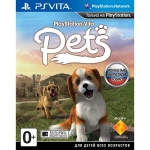 PlayStation Vita Pets (PS Vita) - русская версия