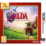 The Legend of Zelda: Ocarina of Time 3D - Nintendo Selects (3DS)